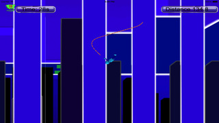 Fly  Rope  Dash PRO screenshot 2