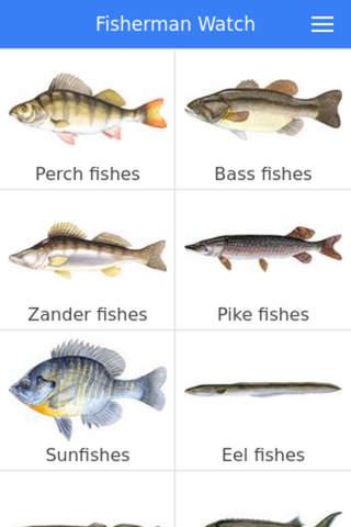 Fisherman Watch - náhled