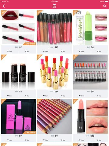 Cute - Beauty Shopping screenshot 8
