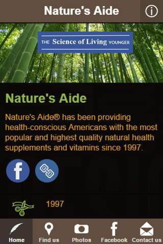 Nature's Aide - náhled