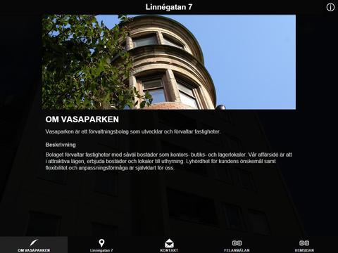 Linnégatan 7 - náhled