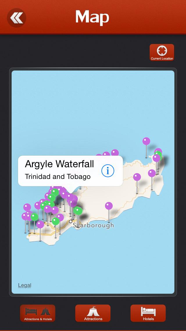 Trinidad and Tobago Offline Travel Guide screenshot 4