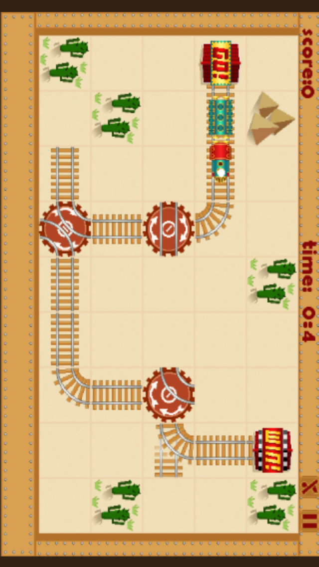 Train Tycoon - The Best Train Driver screenshot 1