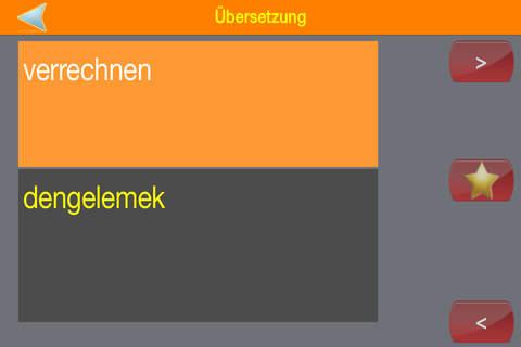 Deutsch-Türkisch Wörterbuch - náhled