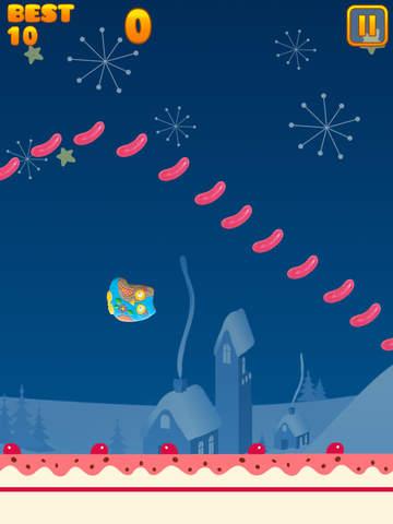 Cookie Bird Flying Adventure screenshot 9
