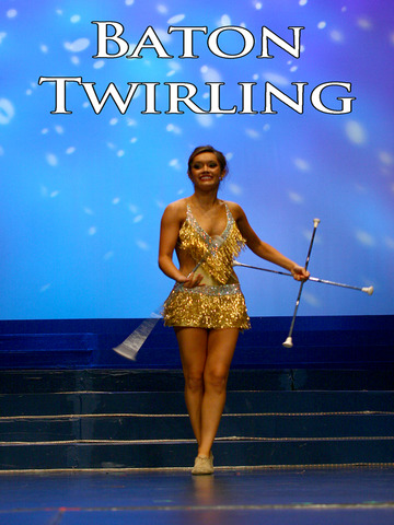 Baton Twirling screenshot 6