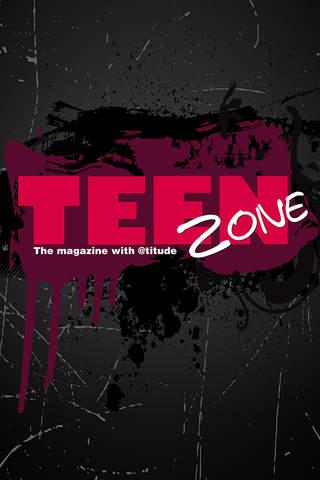 Teenzone - náhled