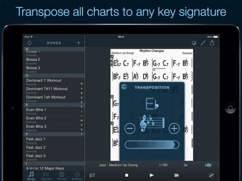 iReal Pro screenshot 7