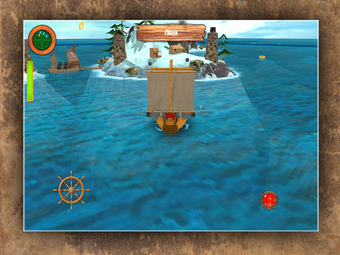 Pirate - Hunter screenshot 7