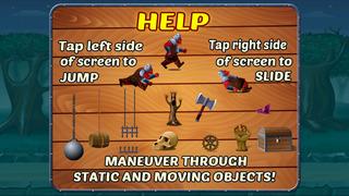 Monster War Hammer Dash screenshot 2