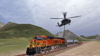 Helicopter Sim Hellfire screenshot 1