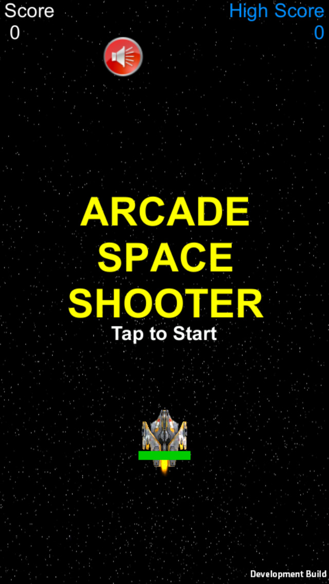 Arcade Space Shooter screenshot 5