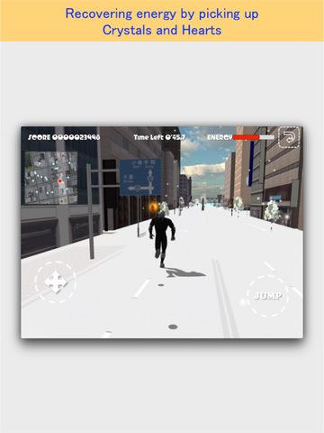 Sapporo Run Away FREE screenshot 10