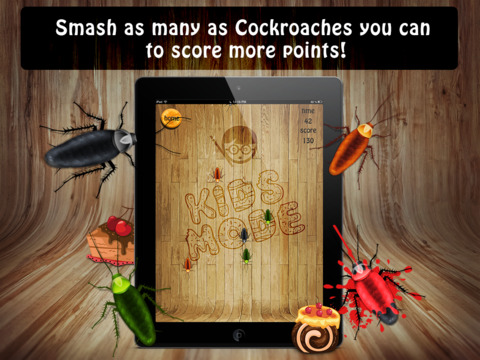 Cockroach Smasher Lite - Espicha Cucaracha! screenshot 8
