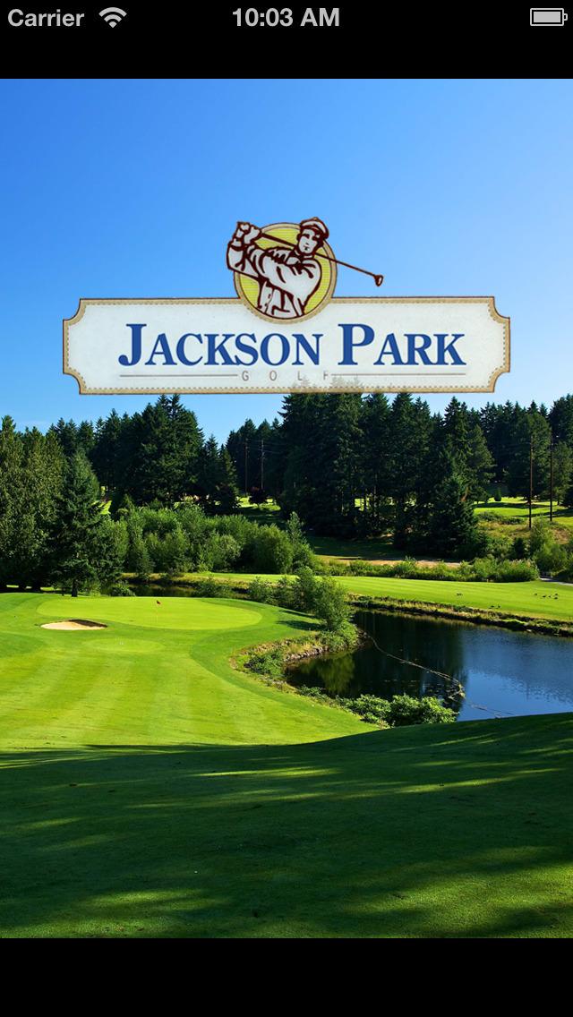Jackson Park Golf Course screenshot 1