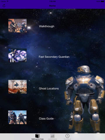 Guide Pro for Destiny screenshot 6