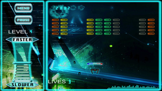 A Neon Geometry Dash screenshot 3