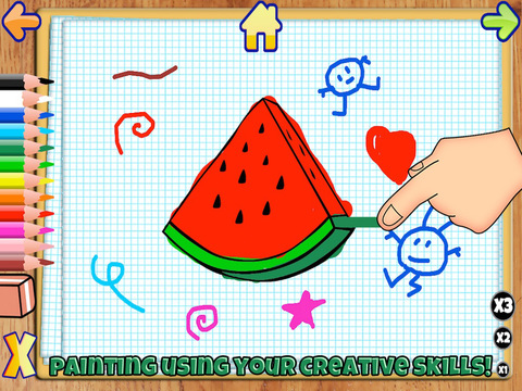 Coloring Objects For Kids FREE screenshot 8