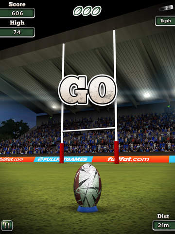 Flick Nations Rugby screenshot 7