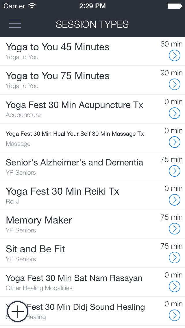 Yoga Phoenix screenshot 2