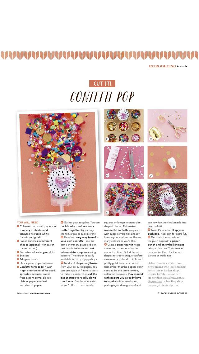 Mollie Makes Magazine - Craft screenshot 2
