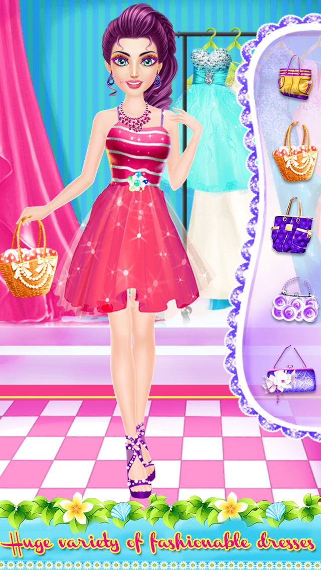 Princess Weekend Makeover screenshot 5