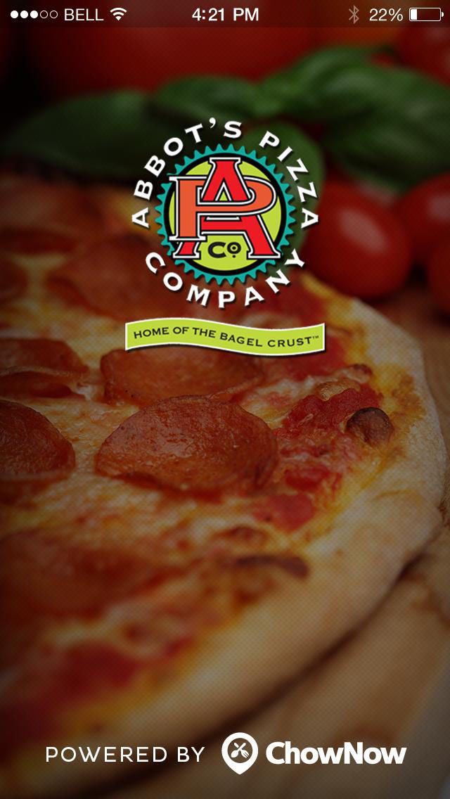 Abbot's Pizza Co. screenshot 1