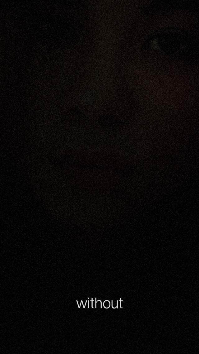 Front Flash - selfies in the dark screenshot #2