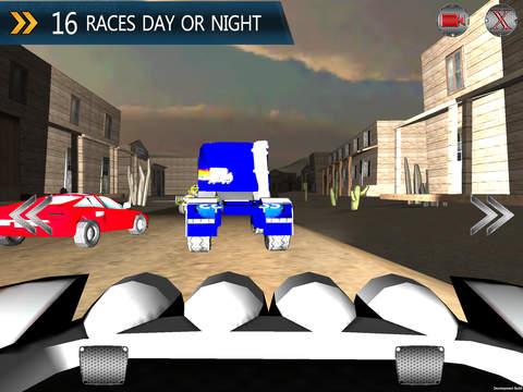 Turbo Drift Racer Unleashed screenshot 7