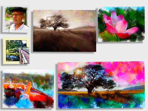 PhotoViva - Paintings from your photos! screenshot 6