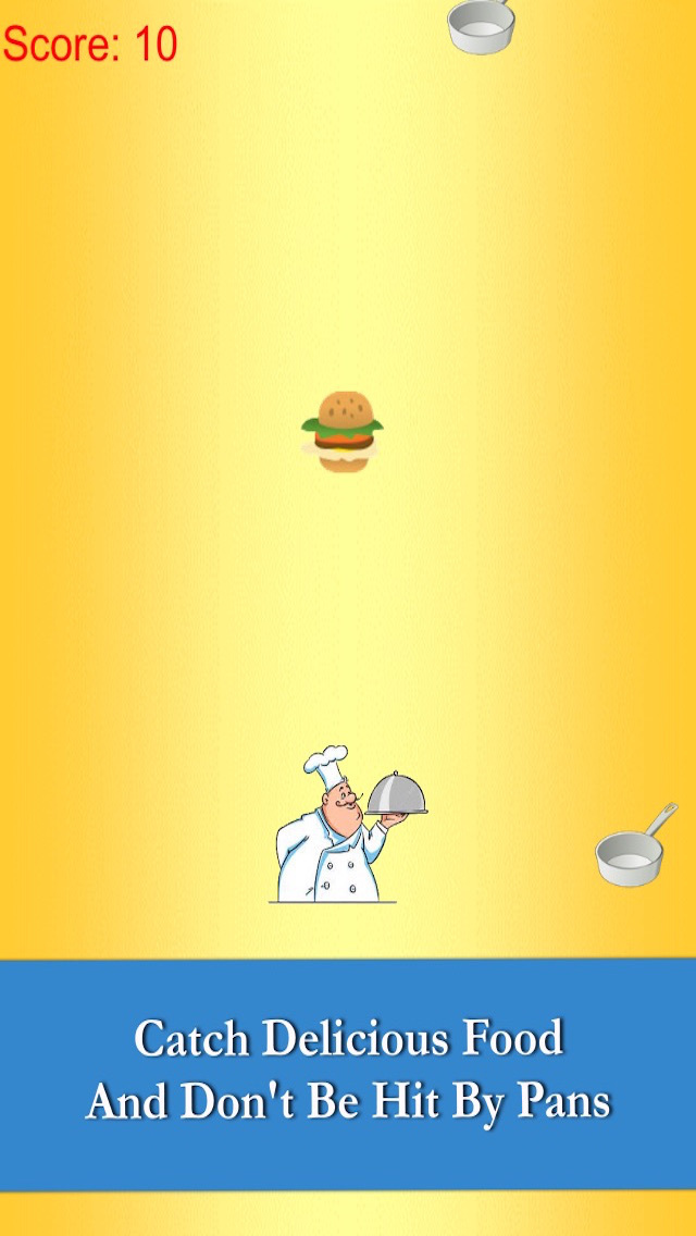 Agile Chef: Catch Delicious Food Free screenshot 1