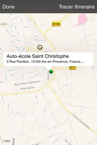 Auto-école Saint Christophe - náhled