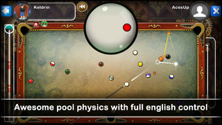 Yahoo Pool – Free, cross-device, billiards app screenshot 3