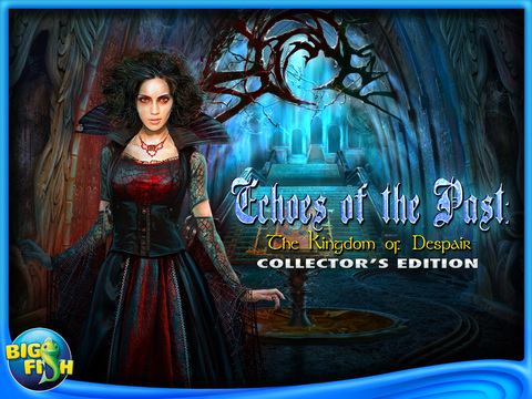 Echoes of the Past: The Kingdom of Despair HD - A Magical Medieval Mystery screenshot 5