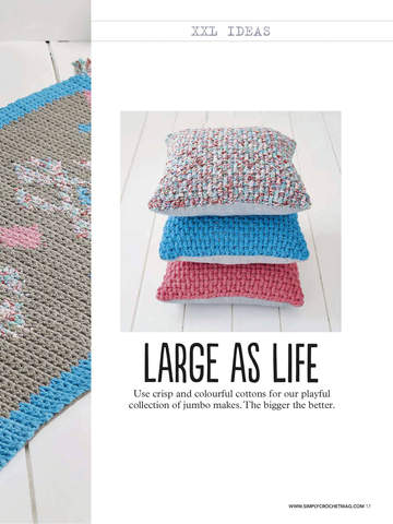 Simply Crochet Magazine screenshot 8