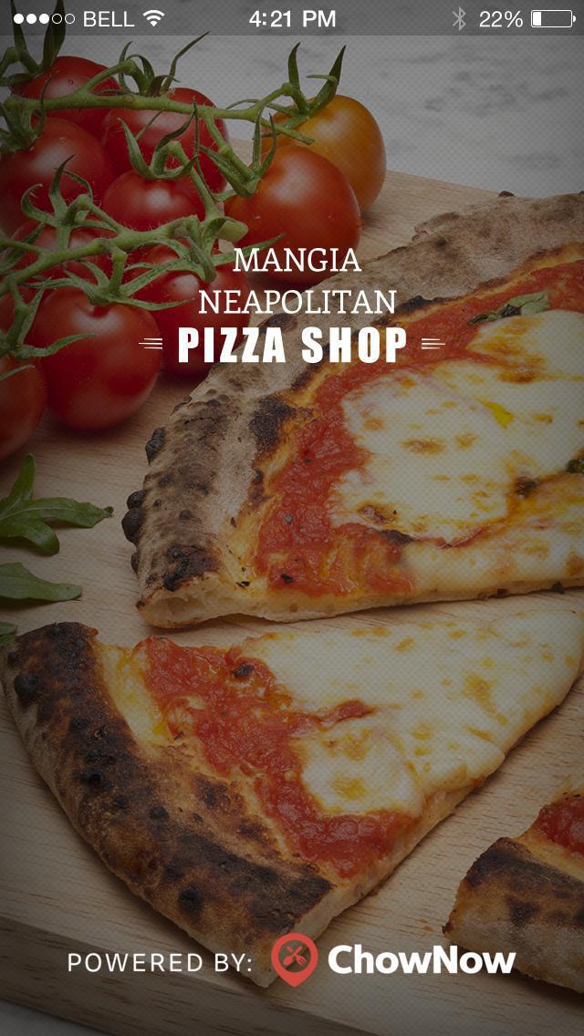 Mangia Neapolitan Pizzeria screenshot 1