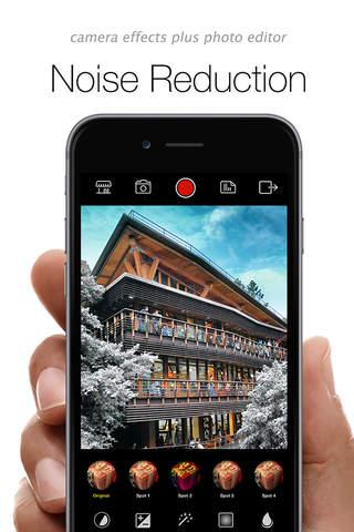 Pro Camera FX 360 - camera effects plus photo edit - náhled