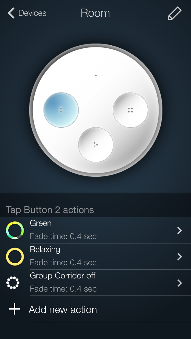 iConnectHue for Philips Hue screenshot 5