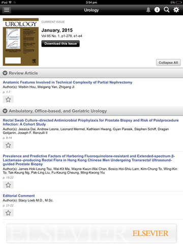 Urology, the Gold Journal screenshot 9
