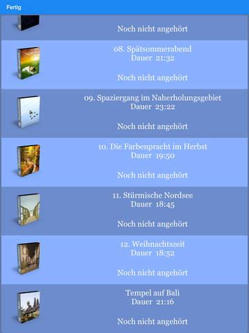 12 Fantasiereisen mit Autogenem Training screenshot 7