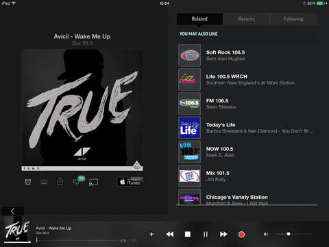 TuneIn Pro - Radio & Sports screenshot 6