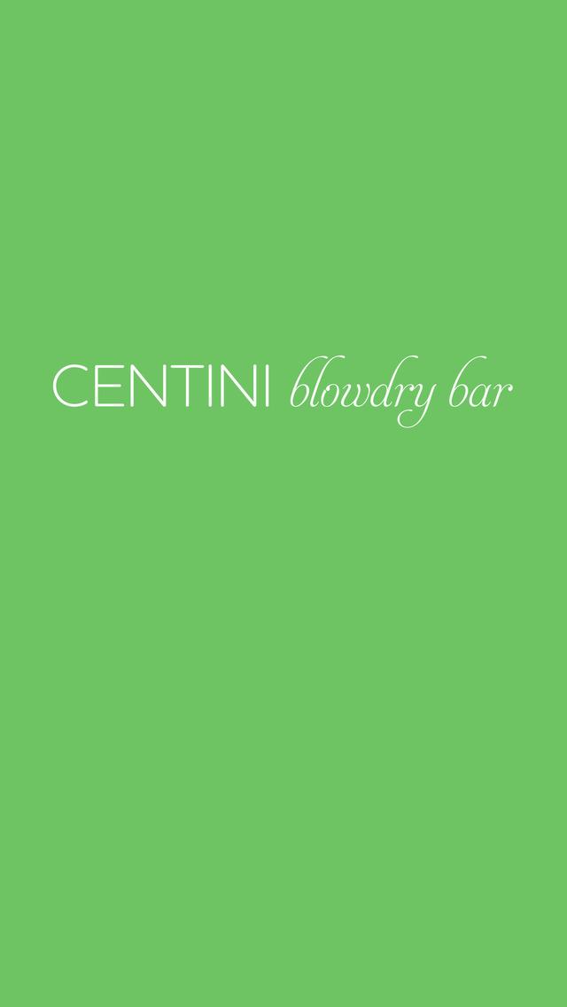 Centini Blowdry Bar screenshot #1