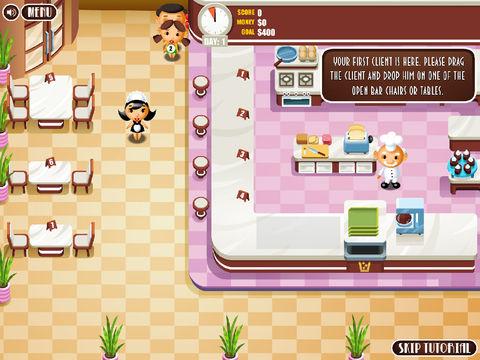 Moma's Diner screenshot 6