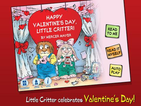 Happy Valentine's Day, Little Critter! screenshot 5