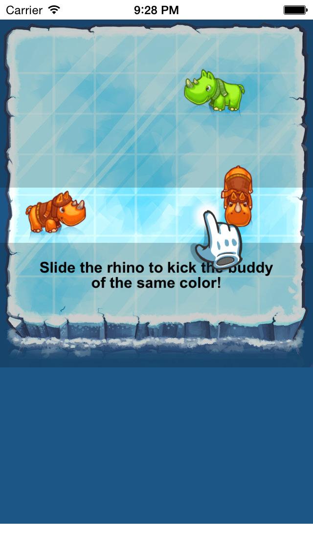 Rhino-Rink screenshot 1