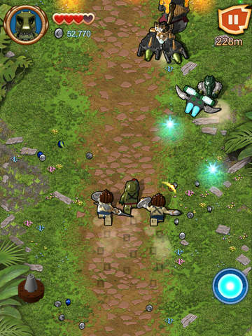 LEGO® Legends of Chima: Tribe Fighters screenshot 8
