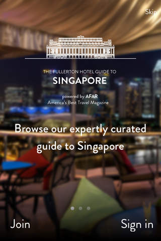 The Fullerton Hotel Guide to Singapore - náhled