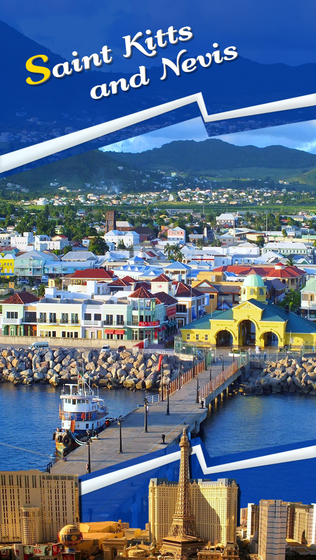 Saint Kitts and Nevis Travel Guide screenshot 1