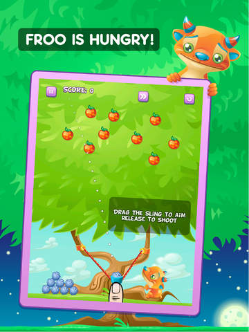 Hungry Froo screenshot 7