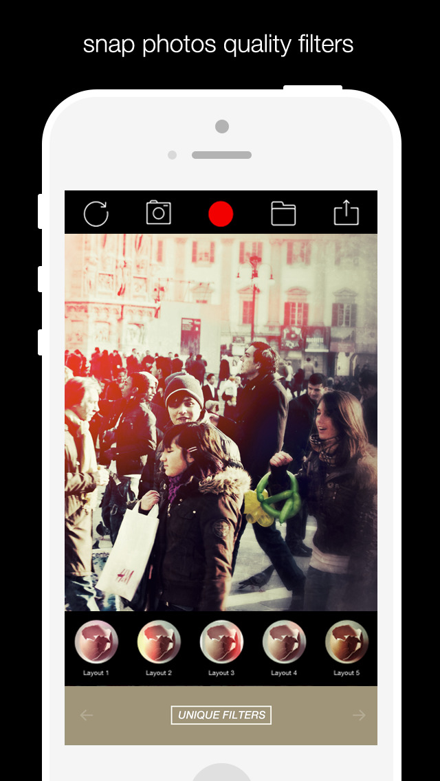 Alive Shot 360 Pro - The ultimate photo editor plus art image effects & filters screenshot 3